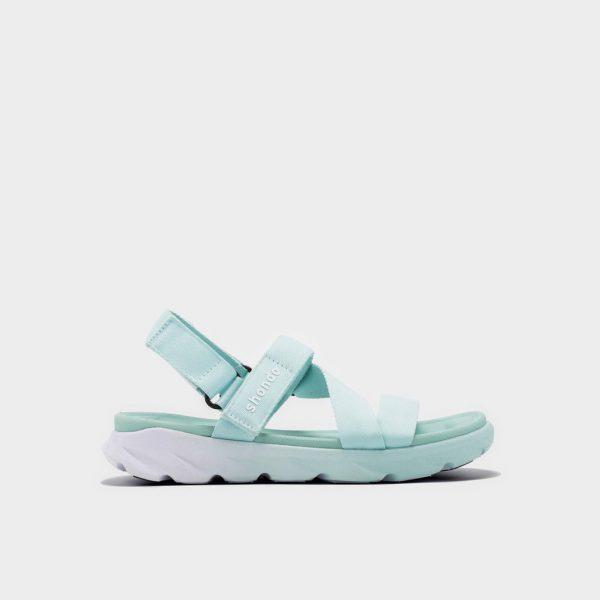 Giày sandal Shondo chính hãng F6 - 0442 - Màu mint - Giày sandal nam nữ