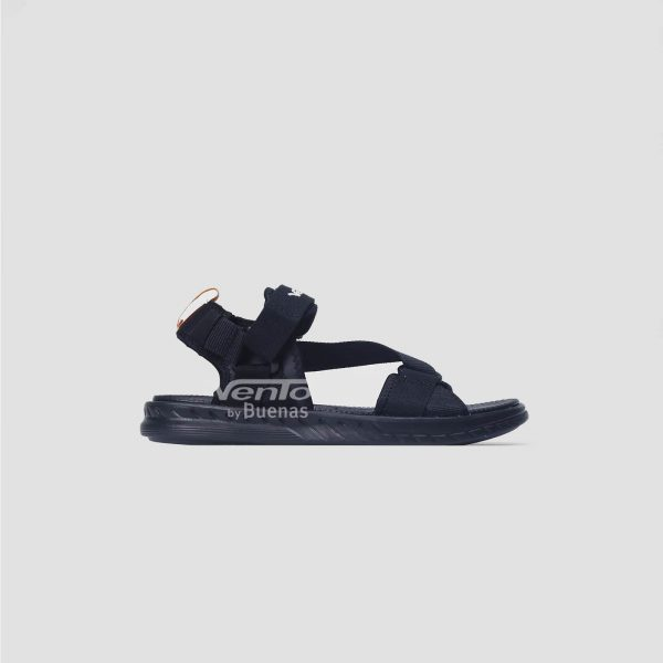 Giày sandal Vento chính hãng NB 98 đen - Giày sandal nam nữ