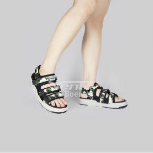 Giày sandal Vento chính hãng 1001 xanh lá - Giày sandal nam nữ
