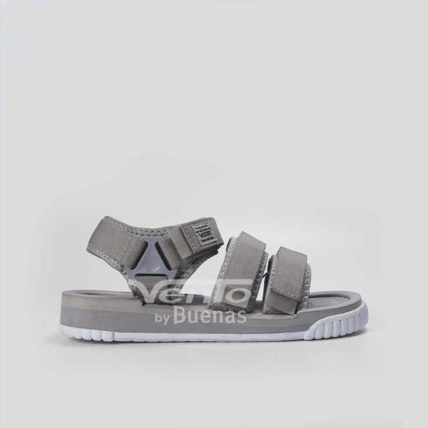 Giày sandal Vento chính hãng 9801 ghi- Giày sandal nam nữ