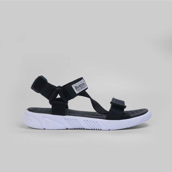 Giày Sandal chính hãng Buenas - S5 đen - Giày sandal nữ