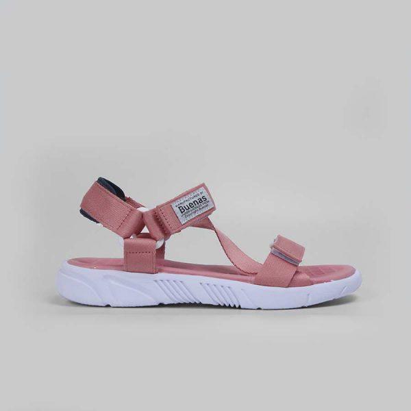 Giày Sandal chính hãng Buenas - S5 hồng- Giày sandal nữ