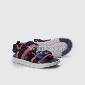 Giày sandal Vento chính hãng NB 92 nâu xanh - Giày sandal nam nữ