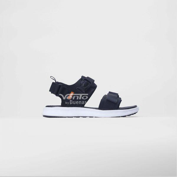 Giày sandal Vento chính hãng NB 01 đen - Giày sandal nam nữ