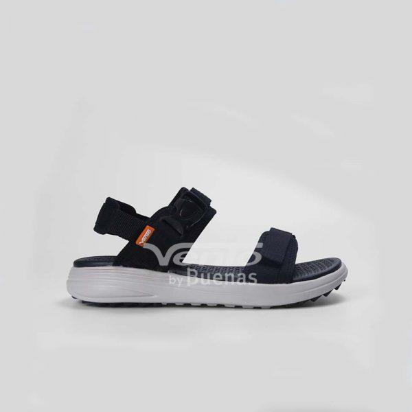 Giày sandal Vento chính hãng NB 66 đen - Giày sandal nam nữ